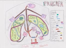Jurassic Park Map Map Of Pangaea The Jurassic Adventures Of Raptor Dash