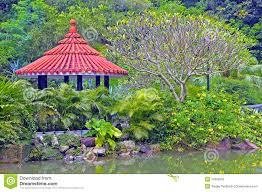chinese zen garden stock photo image 18947370