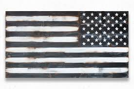 American Flag Upside Down The Thin Blue Line Emblem U0027s Meaning U2013 Patriot Wood