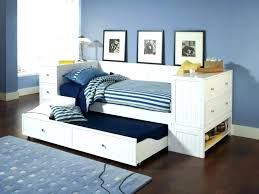 White Daybed With Pop Up Trundle Size Daybed White Size Daybed White With Pop Up Trundle