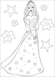 barbie princess barbie coloring pages 5 bratz u0027 blog