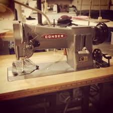 Used Upholstery Sewing Machines For Sale Industrial Sewing Machine Primer U2014 Ashley And The Noisemakers