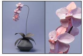 origami orchid tutorial orchid origami pdf tutorial origami handmade