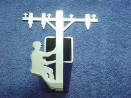 the linemans factory stainless steel lineman hitch cover