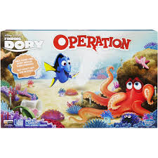 target finding dory dvd black friday operation game disney pixar finding dory edition walmart com