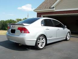 difference between honda civic lx and ex what the difference between lx ex and si bumpers 8th generation