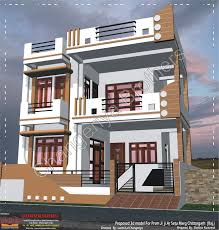 100 home design for 30x40 site north face duplex house