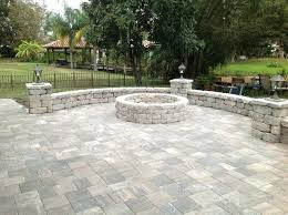 Backyard Patio Pavers Modern Pavers Ibbc Club