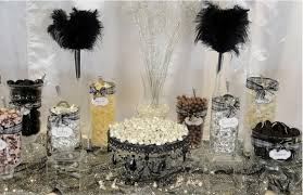 Black And White Candy Buffet Ideas by Step By Step Build Your Own Hollywood Candy Buffet Jew It Up
