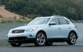 2012 infiniti ex35 journey awd editors u0027 notebook automobile