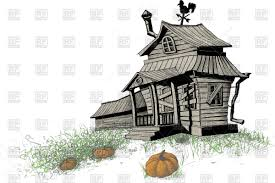 creepy clipart creepy house pencil and in color creepy clipart