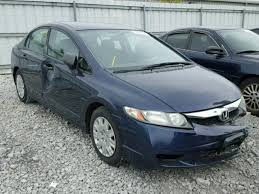 2010 honda civic for sale salvage title 2010 honda civic sedan 4d 1 8l 4 for sale in walton