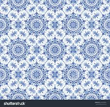 ornament pattern stock vector 247643605