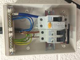 image result for how to wire garage fuse box electrical box