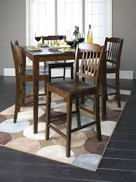 tall chairs for kitchen table tall kitchen table and chairs processcodi com
