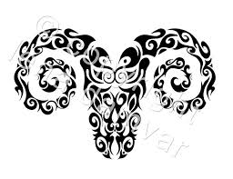13 best aries star sign tattoos images on pinterest ram tattoo