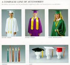 graduation accessories cap and gown graduation gifts and academic regalia accessories