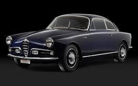 classic alfa romeo wallpaper alfa romeo giulietta sprint 1954 wallpapers and hd images car