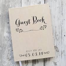guest book wedding wedding guest book wedding guestbook custom guest book
