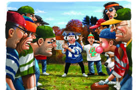 who is playing thanksgiving football 2014 26 more rules of thanksgiving touch football wsj