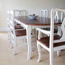 home design outstanding diy shabby chic table painted side
