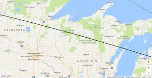 Appleton Wisconsin Map by Grazing Occultation Of Aldebaran U2013 March 2017 Iota