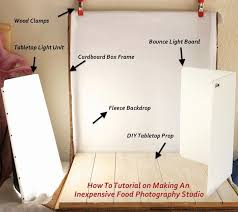 Cheap Photo Backdrops Building Your Own Inexpensive Studio For Your Food Photography