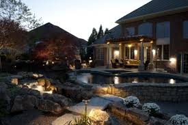 Landscape Lighting Pics by Landscape Lighting Werbrich U0027s Landscaping