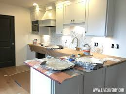 Quality Kitchen Makeovers - livelovediy our kitchen makeover mistakes and learning lessons
