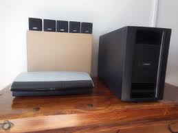 good home theater systems bose lifestyle 18 series lll home theater system good working