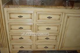 Faux Kitchen Cabinets Kitchen Cabinet Faux Paint Finishes Kitchen
