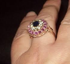 grandmothers ring my grandmother s ring is fixed big pics weddingbee
