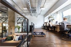 office interior these interior designers have completed their own office so let s
