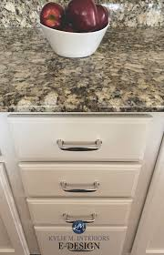what color cabinets go with brown granite how to update your granite countertops m interiors