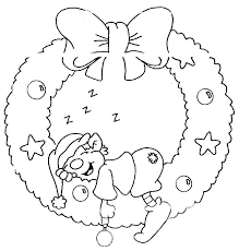 christmas card coloring pages 150 best coloring christmas decorations images on pinterest
