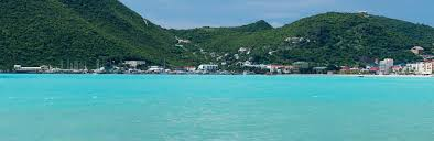 St Maarten Map St Martin St Maarten Vacations Packages From Canada Tripcentral Ca