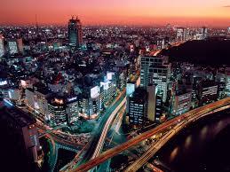 tokyo japan too many lights too many people but i like when i