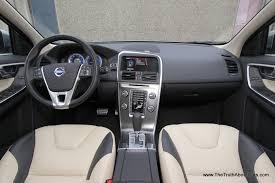 volvo xc60 2015 interior 2012 volvo xc60 r design polestar dashboard photography courtesy