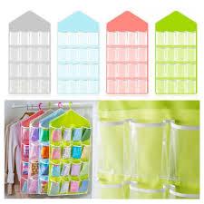 aliexpress com buy 16 pockets door wardrobe hanging organizer