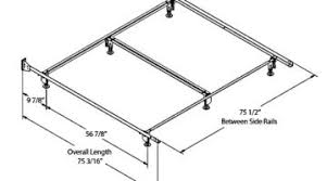 King Bed Frame Dimensions 50 Beautiful Images Of Measurements For King Size Bed Frame