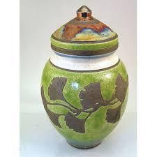 urns for cremation ceramic cremation urn in the garden