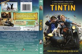 the adventures of scamper the penguin the adventures of tintin 2011 ws r1 cartoon dvd cd label