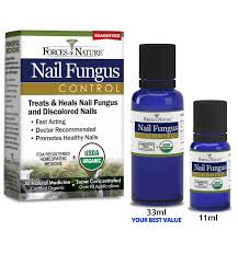 nail fungus control homeopathic remedy from forces of nature eu
