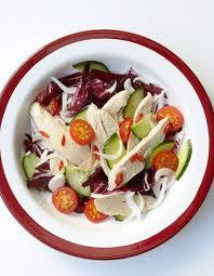 recette cuisine pour le soir recette minceur soir salade de poulet pimentée que manger le