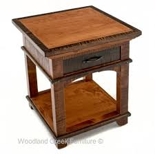 rustic end tables cheap barnwood end tables nightstands rustic bedroom furnishings
