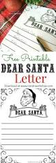 25 best ideas about free printable santa letters on pinterest