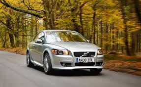 volvo c30 coupe review 2007 2012 parkers