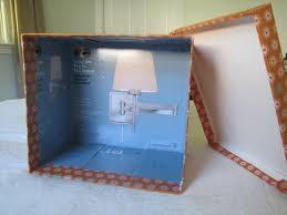 bedroom storage bins how to diy decorative storage box the borrowed abodethe