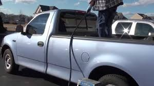 Ford F150 Truck 1997 - pickup truck rear cab glass repair replacement ford f 150 youtube