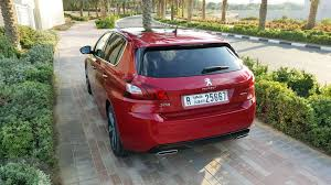 peugeot cars uae 2015 peugeot 308 gt u2013 they u0027re back with a great hatch ihab drives